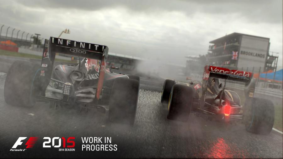 F1 2015 (Formule 1) Screenshot 4