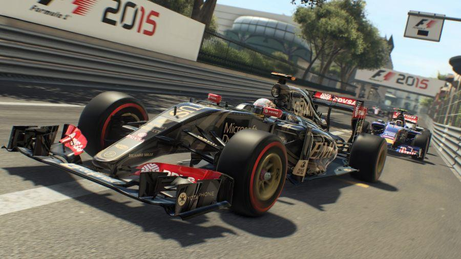 F1 2015 (Formule 1) Screenshot 7