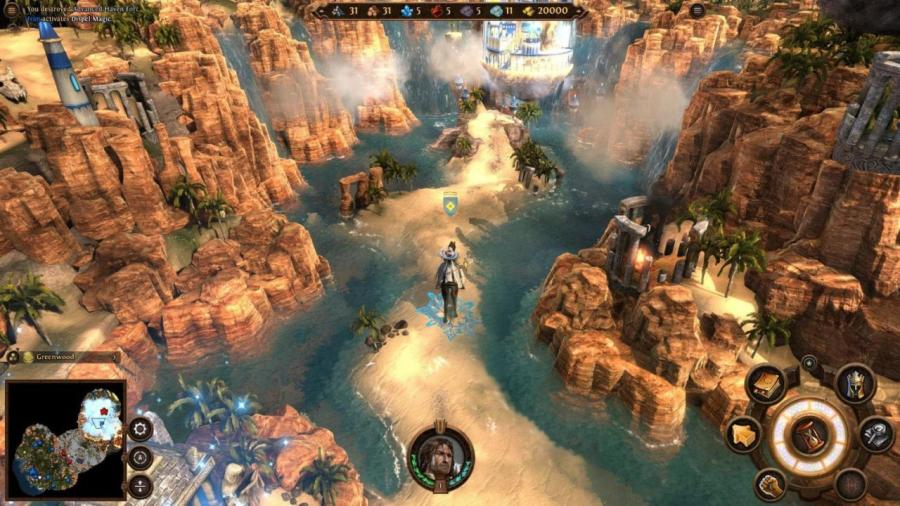 Might & Magic Heroes VII Screenshot 2