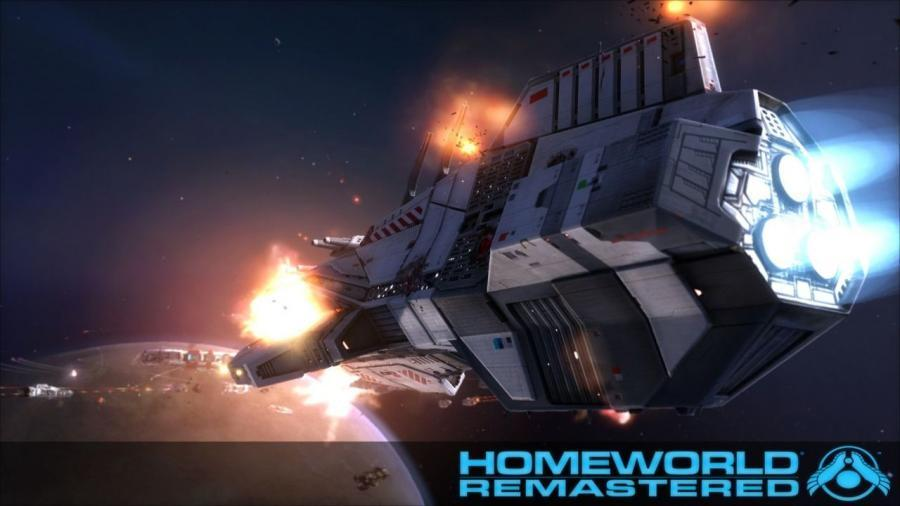 Homeworld Remastered Collection Screenshot 4