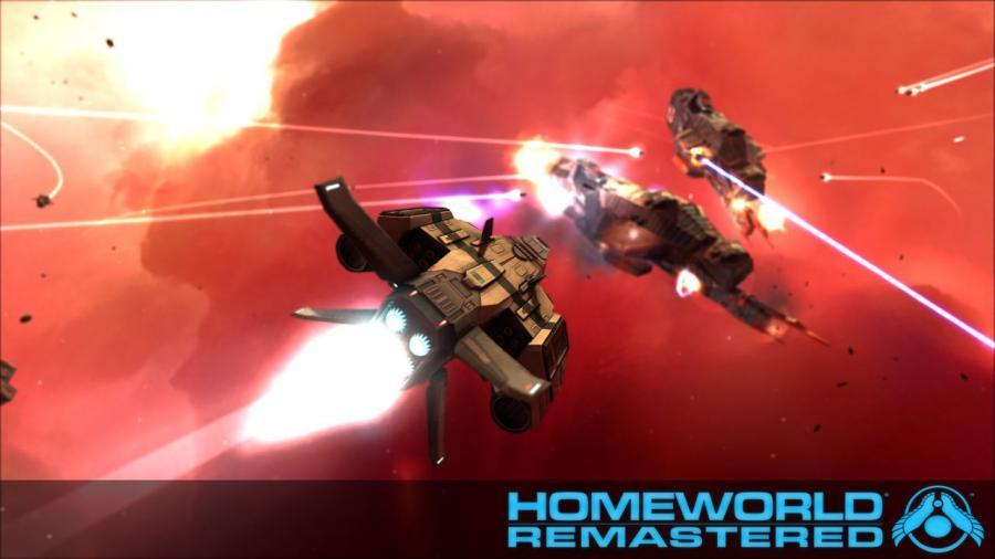 Homeworld Remastered Collection Screenshot 3