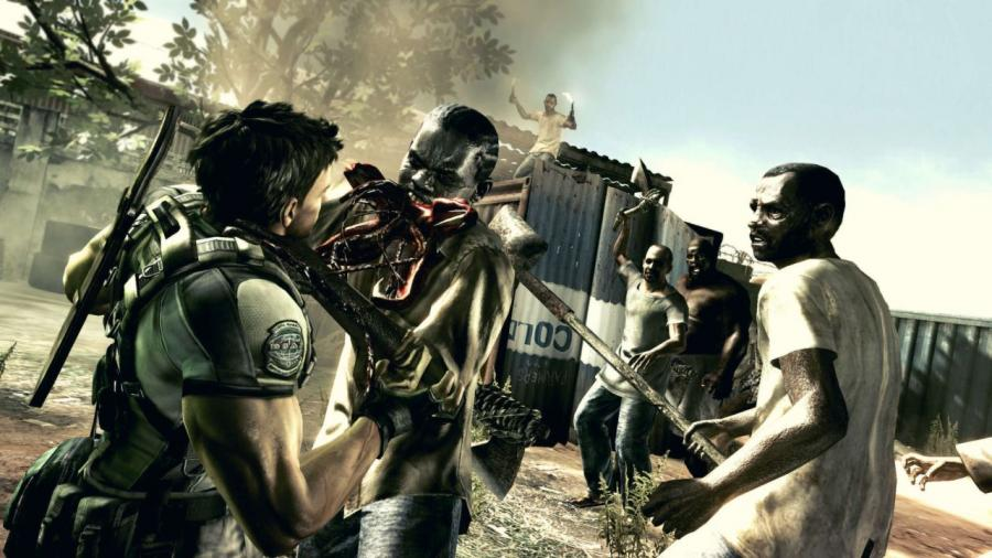 Resident Evil 5 Screenshot 2