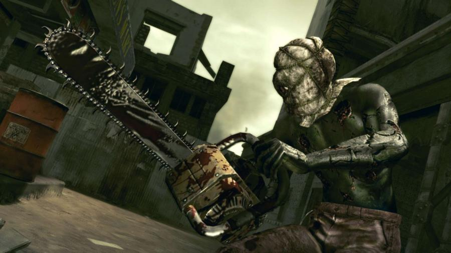 Resident Evil 5 Screenshot 7