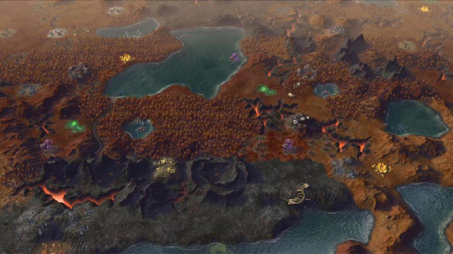 Civilization Beyond Earth - Rising Tide (extension) Screenshot 4