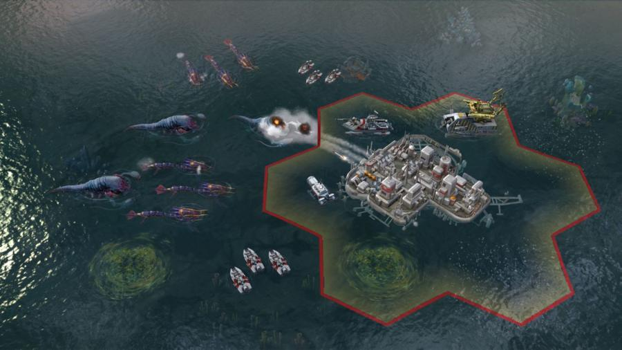 Civilization Beyond Earth - Rising Tide (extension) Screenshot 2
