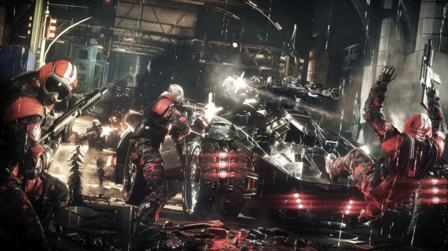 Batman Arkham Knight - Season Pass Screenshot 7