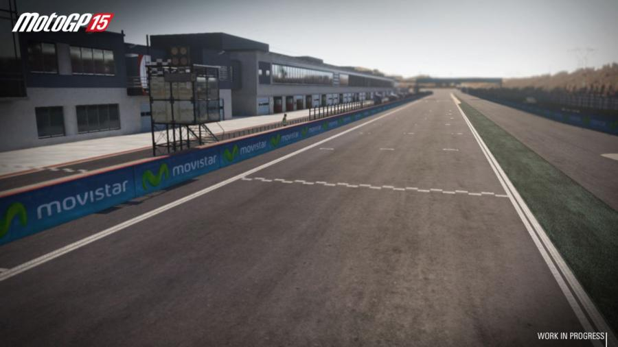 MotoGP 15 - Moto GP 2015 Key Screenshot 2