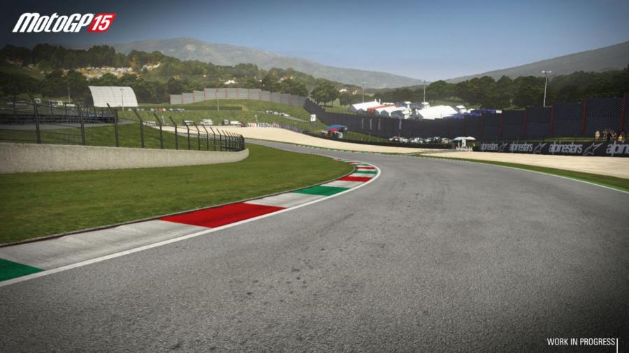 MotoGP 15 - Moto GP 2015 Key Screenshot 5