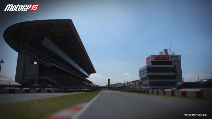 MotoGP 15 - Moto GP 2015 Key Screenshot 3
