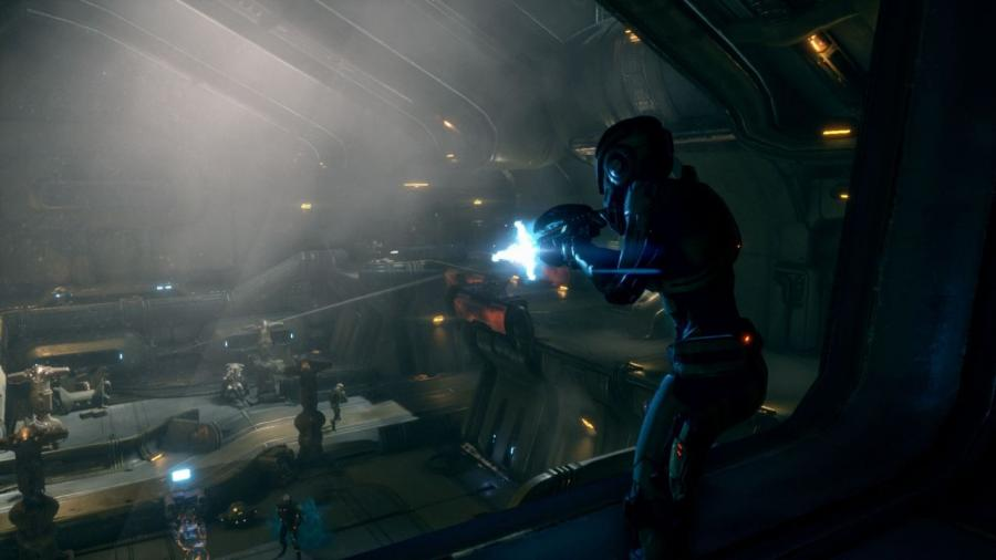 Mass Effect Andromeda Screenshot 2