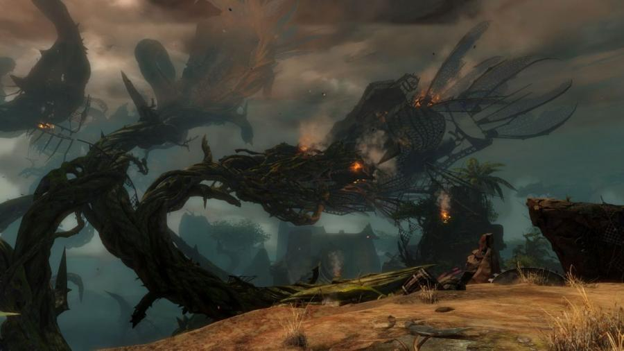 Guild Wars 2 - Heart of Thorns (extension) Edition Deluxe Screenshot 1