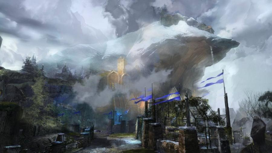 Guild Wars 2 - Heart of Thorns (extension) Edition Deluxe Screenshot 3