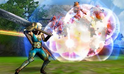 Hyrule Warriors Legends - 3DS Screenshot 5