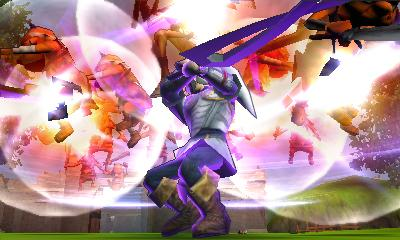 Hyrule Warriors Legends - 3DS Screenshot 7