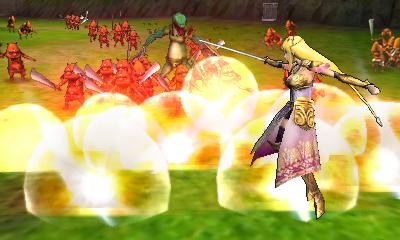 Hyrule Warriors Legends - 3DS Screenshot 4
