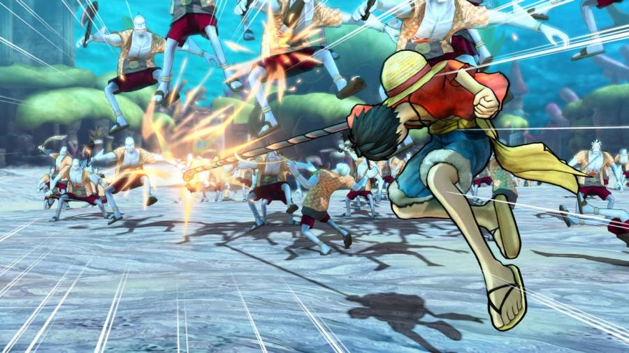 One Piece Pirate Warriors 3 - Story Pack Screenshot 1
