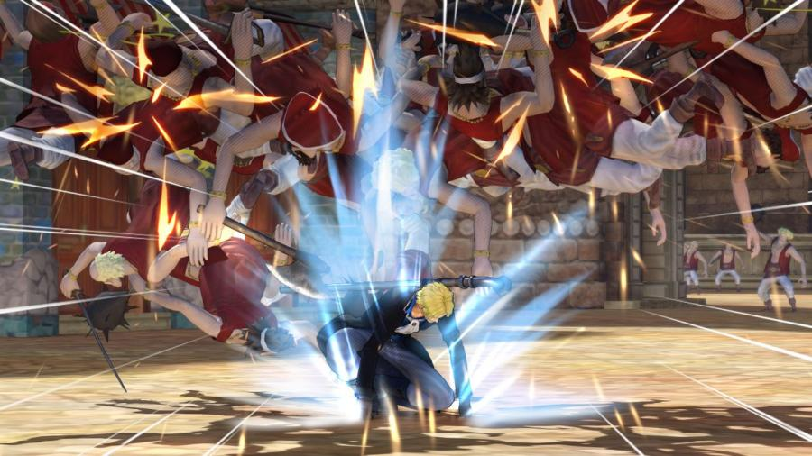 One Piece Pirate Warriors 3 - Story Pack Screenshot 3