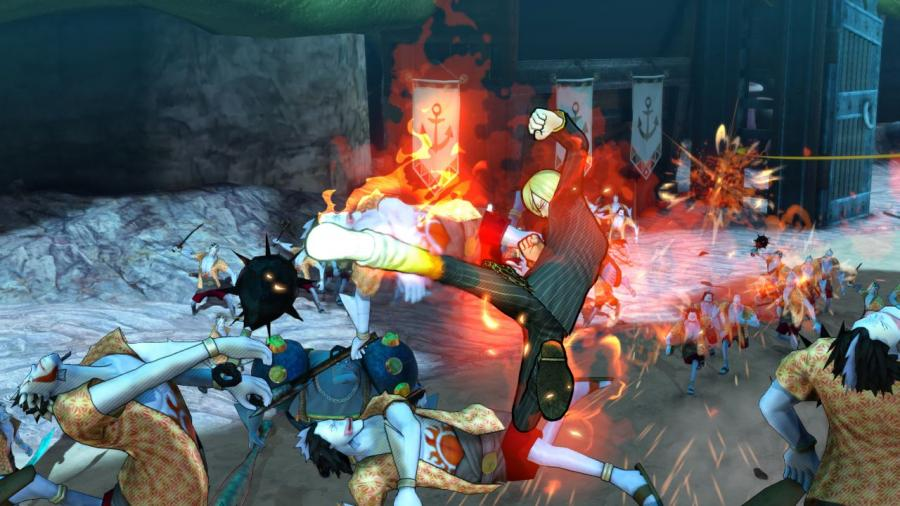 One Piece Pirate Warriors 3 - Story Pack Screenshot 6
