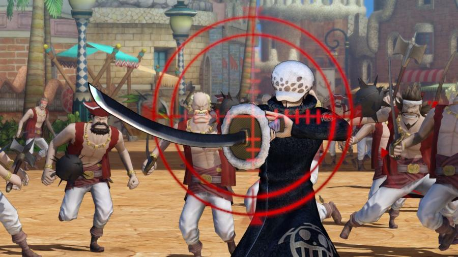 One Piece Pirate Warriors 3 - Story Pack Screenshot 5