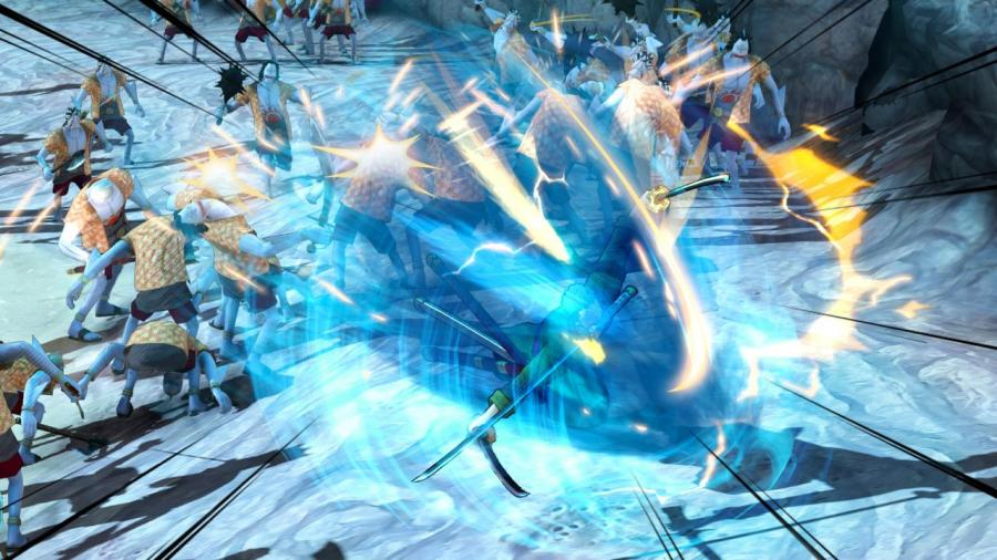 One Piece Pirate Warriors 3 - Story Pack Screenshot 7