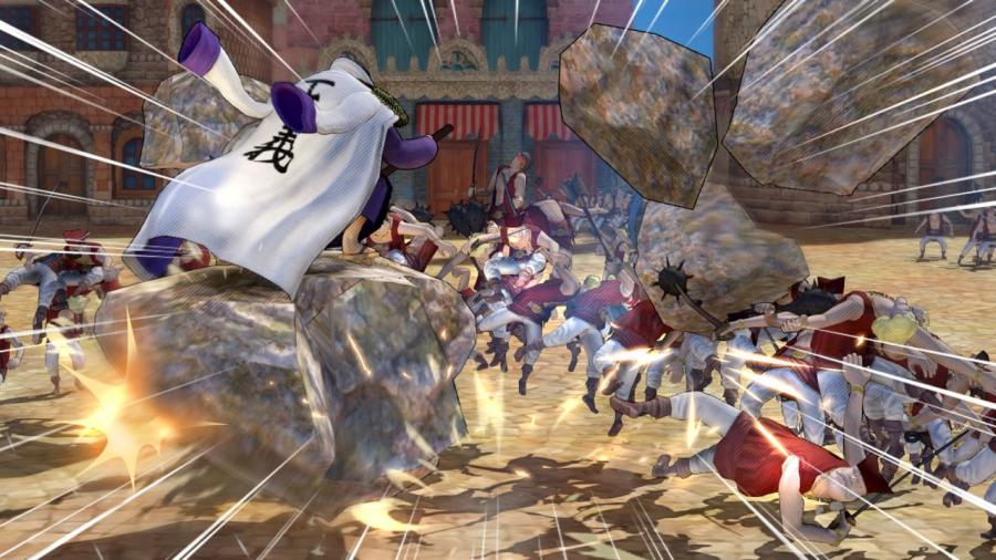 One Piece Pirate Warriors 3 - Story Pack Screenshot 4