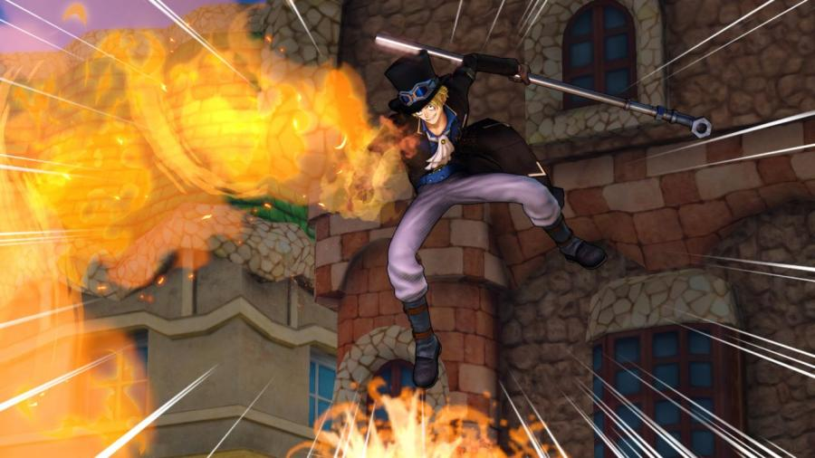 One Piece Pirate Warriors 3 - Story Pack Screenshot 2