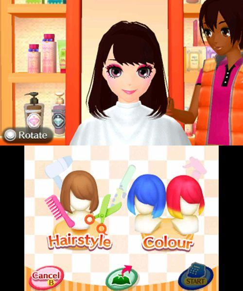 New Style Boutique 2 - 3DS Screenshot 2