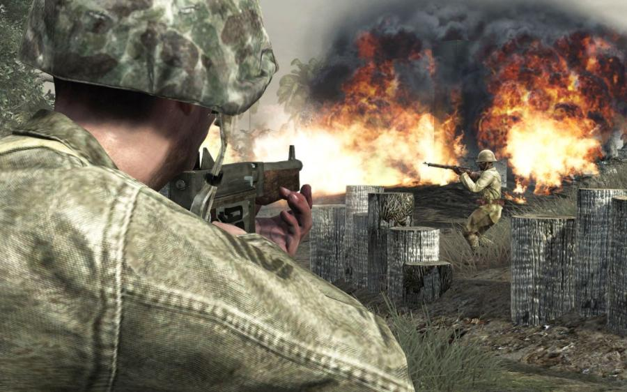 Call of Duty World at War - Clé cadeau Steam Screenshot 8