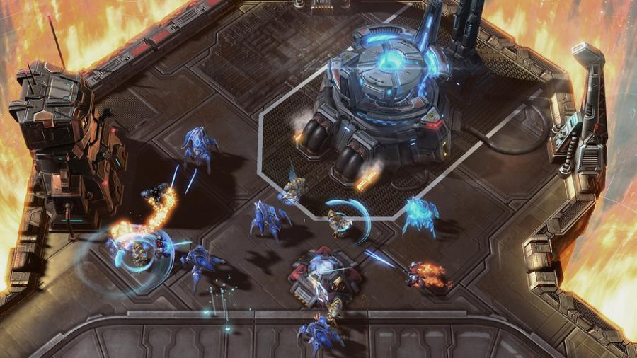 StarCraft 2 Legacy of the Void - Collector's Edition [UE] Screenshot 3