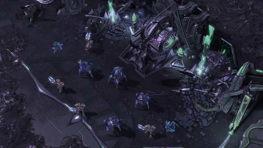 StarCraft 2 Legacy of the Void - Collector's Edition [UE] Screenshot 5