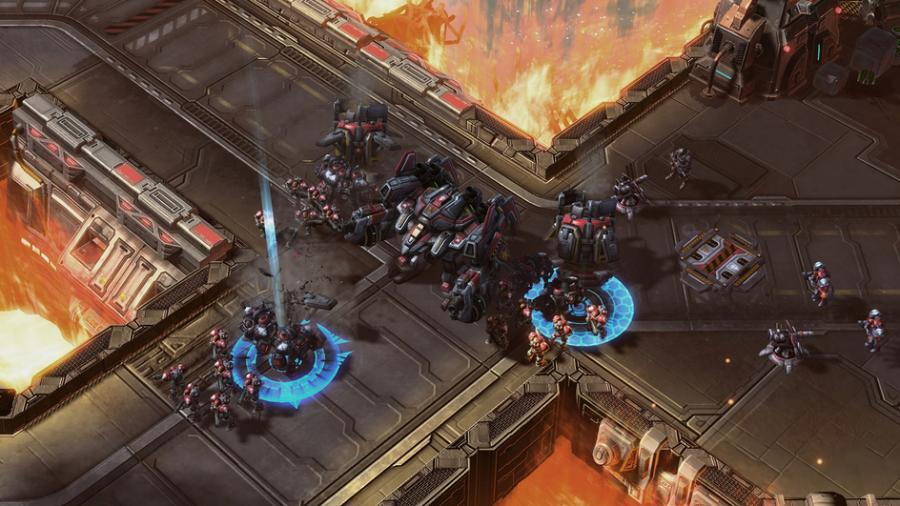 StarCraft 2 Legacy of the Void - Collector's Edition [UE] Screenshot 4