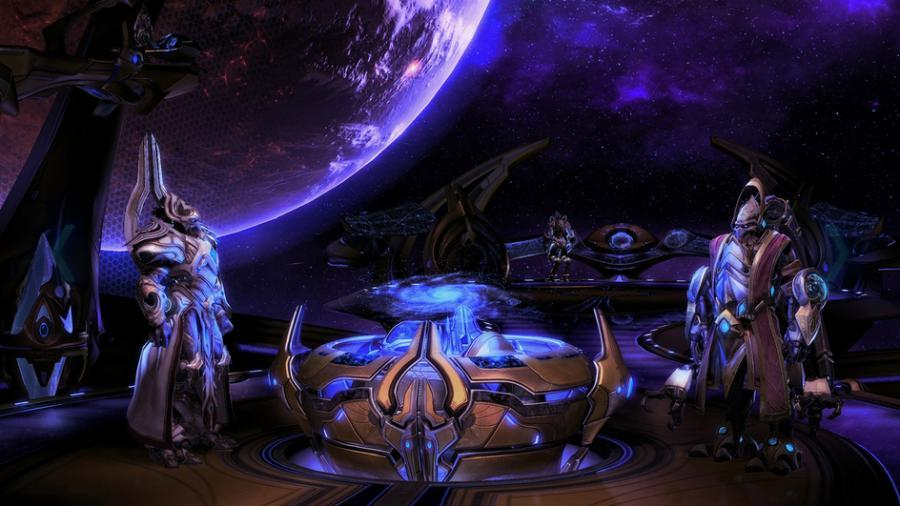 StarCraft 2 Legacy of the Void - Collector's Edition [UE] Screenshot 7