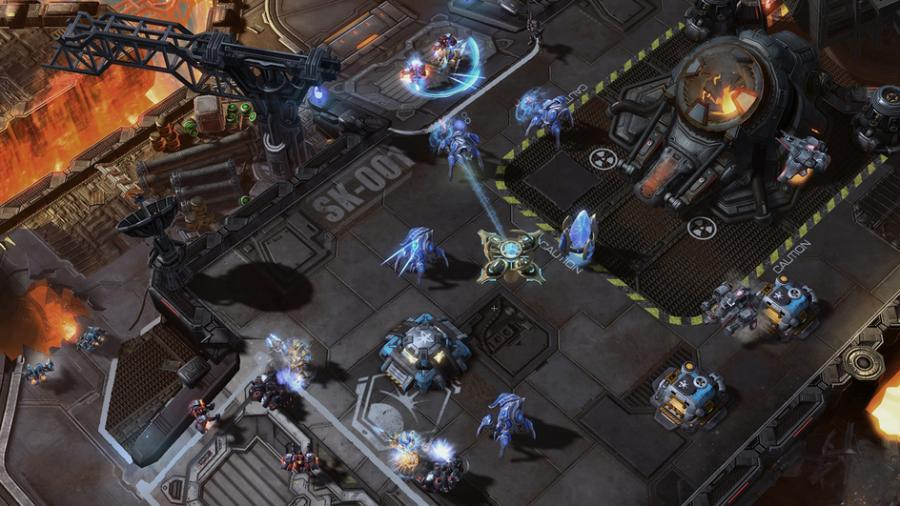 StarCraft 2 Legacy of the Void - Collector's Edition [UE] Screenshot 8