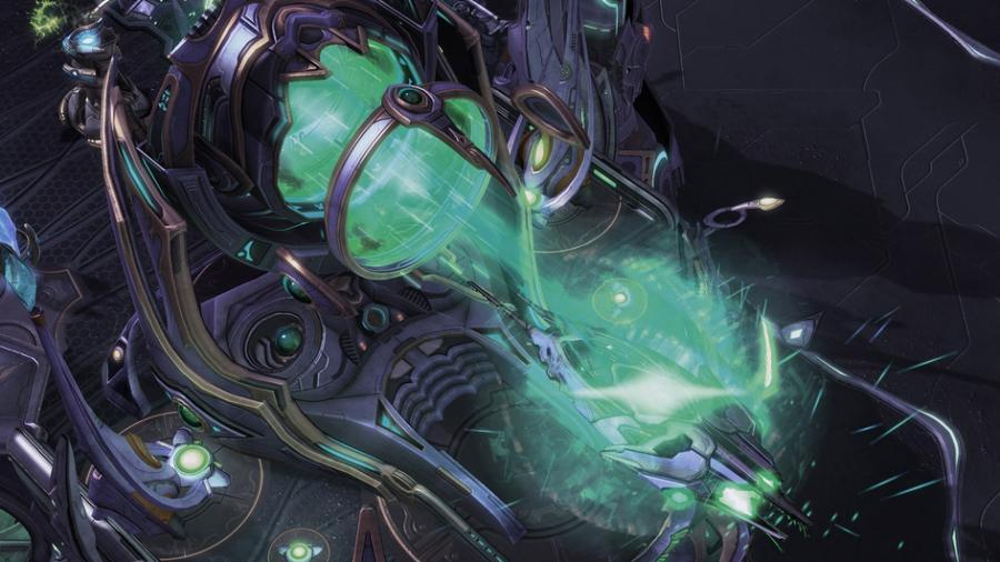 StarCraft 2 Legacy of the Void - Collector's Edition [UE] Screenshot 6