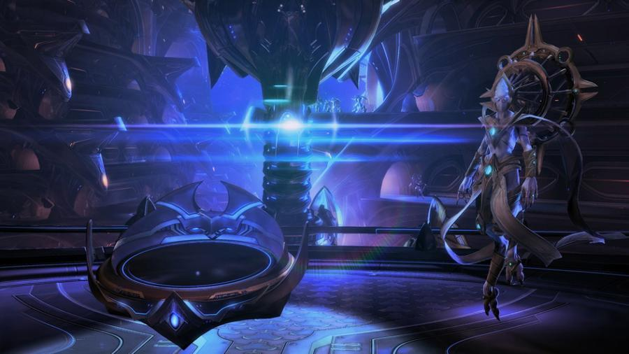 StarCraft 2 Legacy of the Void - Collector's Edition [UE] Screenshot 2