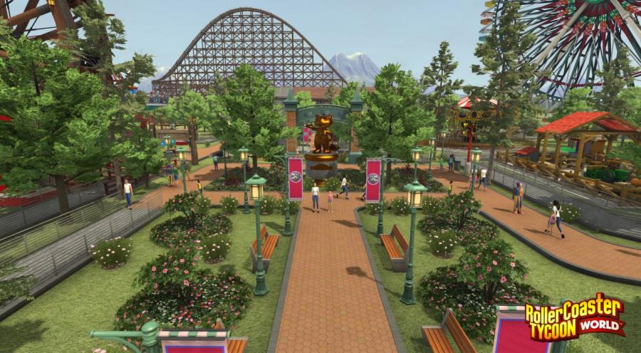 RollerCoaster Tycoon World - Deluxe Edition Screenshot 5