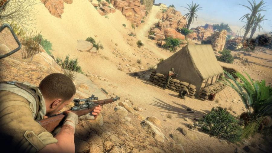 Sniper Elite 3 - Clé cadeau Steam Screenshot 7