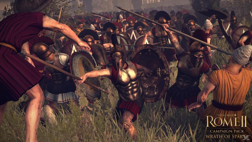 Total War Rome II - Spartan Edition Screenshot 11