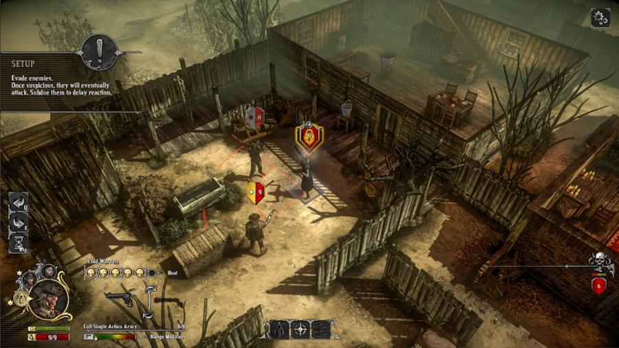 Hard West Screenshot 3
