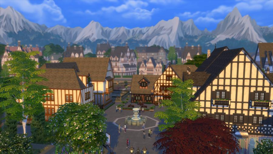 Les Sims 4  - Vivre Ensemble (Get Together) extension Screenshot 5