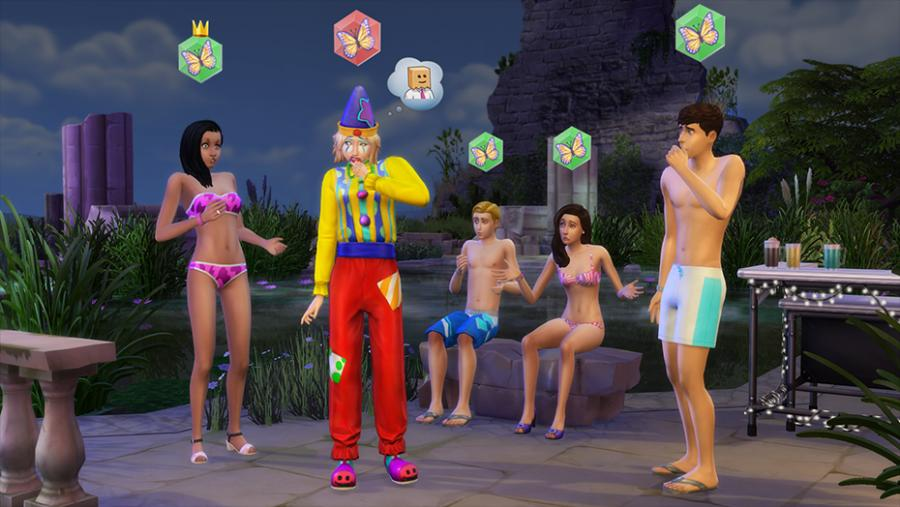 Les Sims 4  - Vivre Ensemble (Get Together) extension Screenshot 6