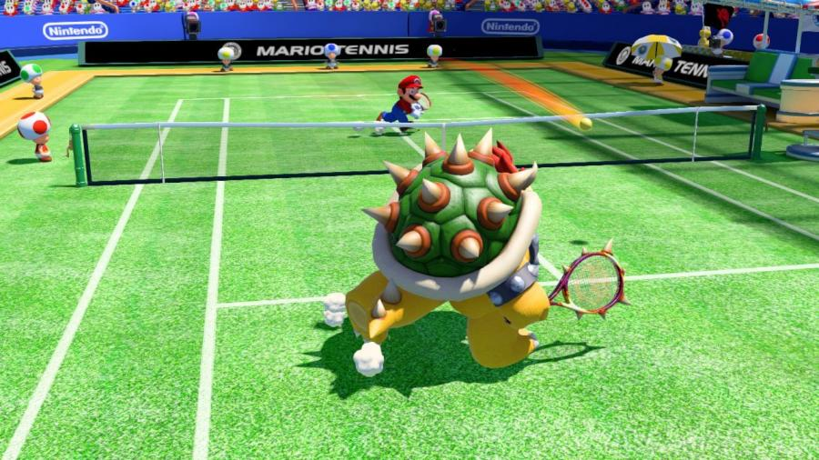 Mario Tennis Ultra Smash - Code de téléchargement Wii U Screenshot 6