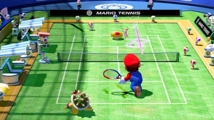 Mario Tennis Ultra Smash - Code de téléchargement Wii U Screenshot 1