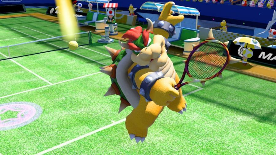 Mario Tennis Ultra Smash - Code de téléchargement Wii U Screenshot 2