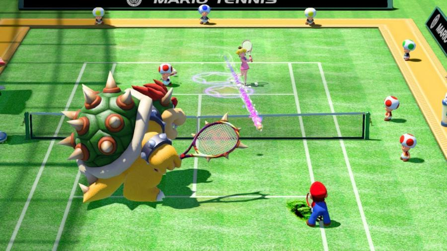 Mario Tennis Ultra Smash - Code de téléchargement Wii U Screenshot 5