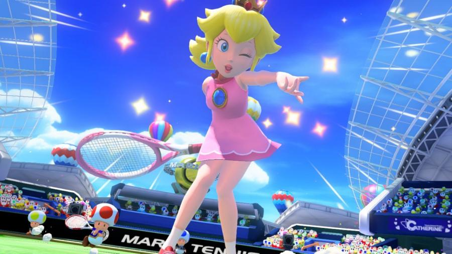 Mario Tennis Ultra Smash - Code de téléchargement Wii U Screenshot 3