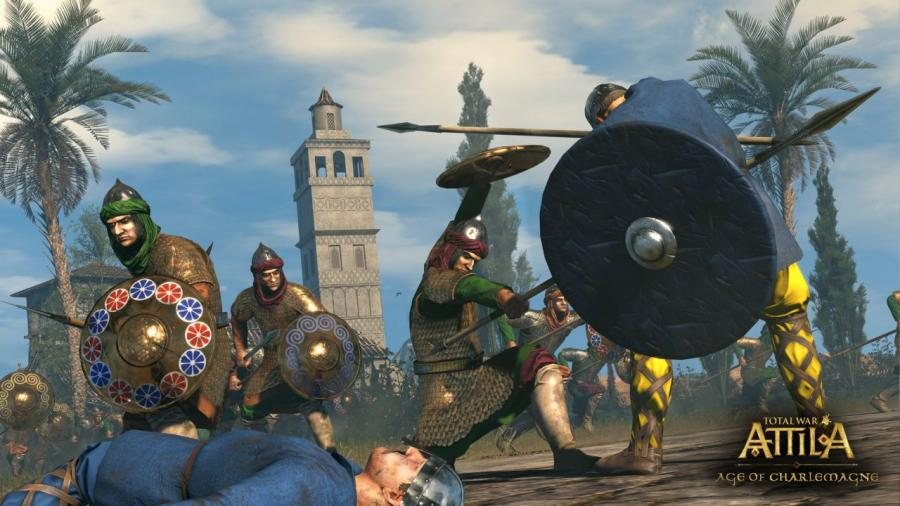Total War Attila - Age of Charlemagne DLC Screenshot 1