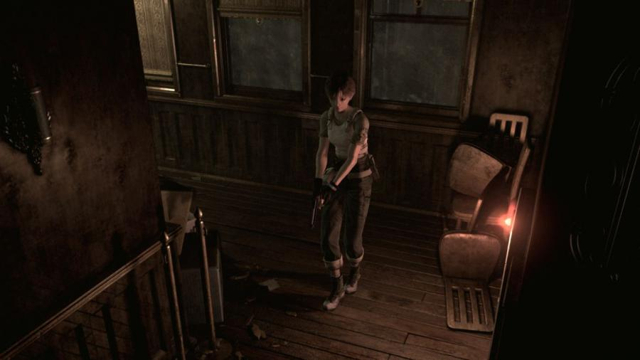 Resident Evil Zero HD Remaster Screenshot 9