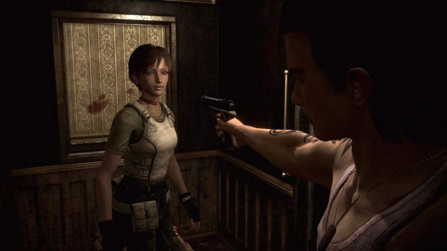 Resident Evil Zero HD Remaster Screenshot 2