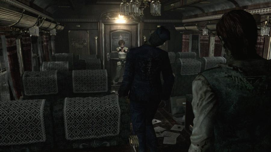 Resident Evil Zero HD Remaster Screenshot 6